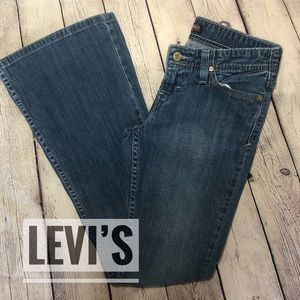 Levi's jeans bootcut like new size 3M